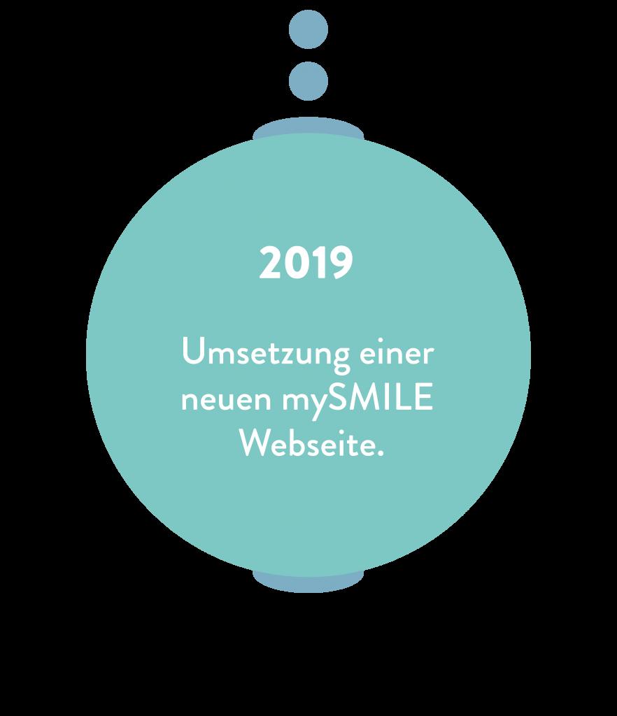 mySMILE neue Website 2019