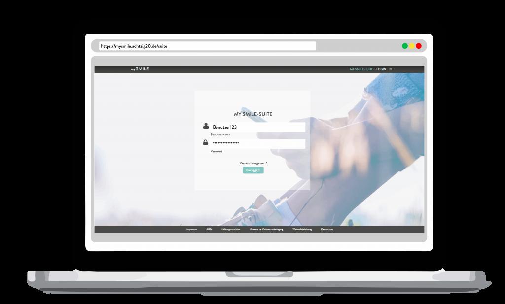 MySMILE Partner Registration