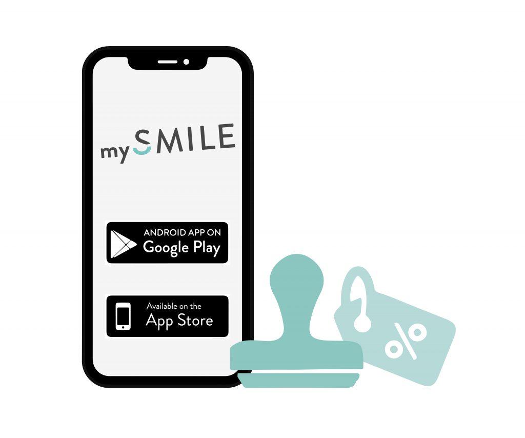 mySMILE Rabatt Handy
